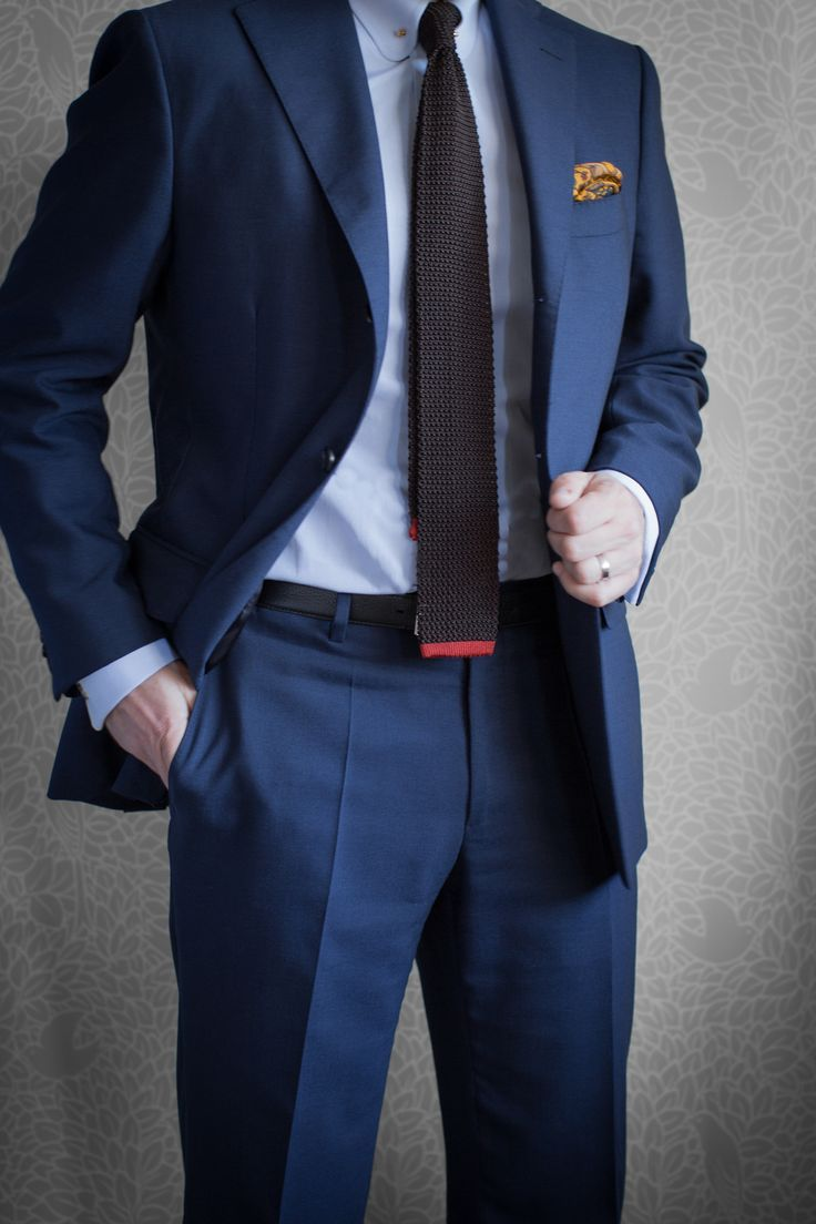 60 Best Images About Blue Suit Shirts Amp Ties On