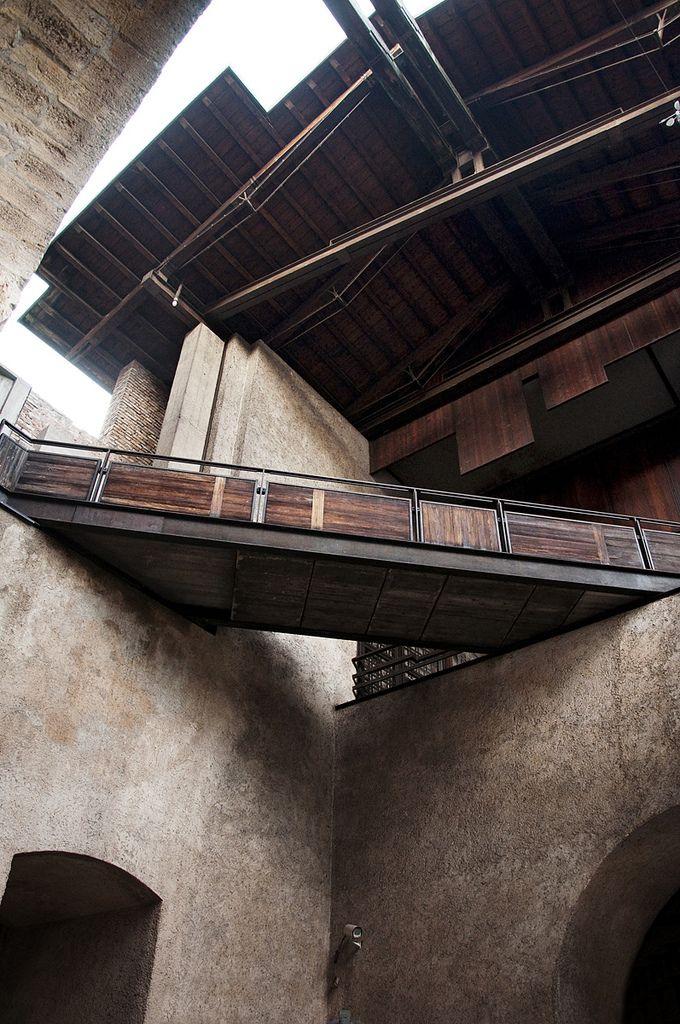 Carlo Scarpa (Italian, 1906-1978)   Museo Civico di Castelvecchio   Verona, Italia   1959-1973