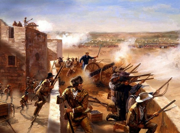 """single men in alamo On april 21, 1836, sam houston and some 800 texans defeated santa anna's mexican force of 1,500 men at san jacinto (near the site of present-day houston), shouting """"remember the alamo"""" as they attacked."""