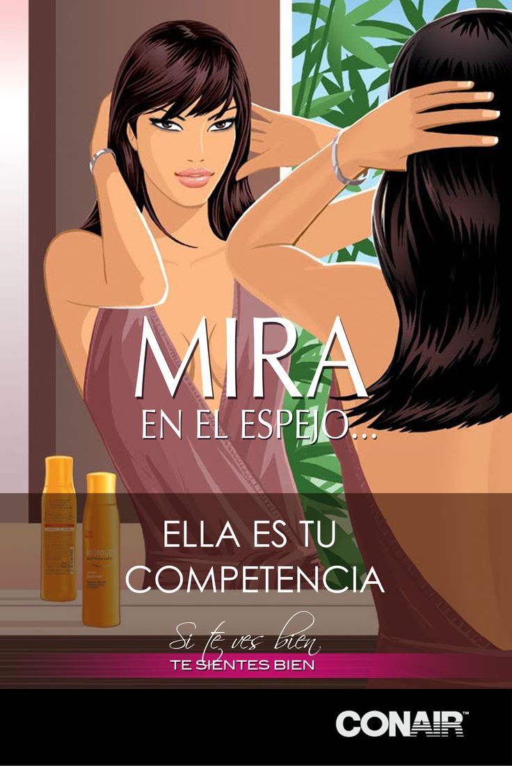 #mujer #competencia  #Conair