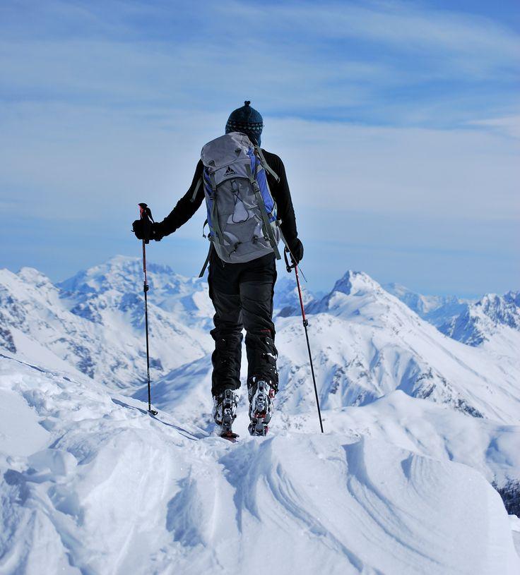 Italian Alps, Valtellina, Livigno