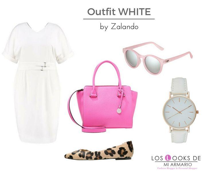 Look Blanco Horoscopo 2017 Zalando y Esperanza Gracia #hosroscopo #cancer #2017 #lookblanco #outfit #moda #fashion #zalando #loslooksdemiarmario #signosdelzodiaco #tallagrande #curvywomen