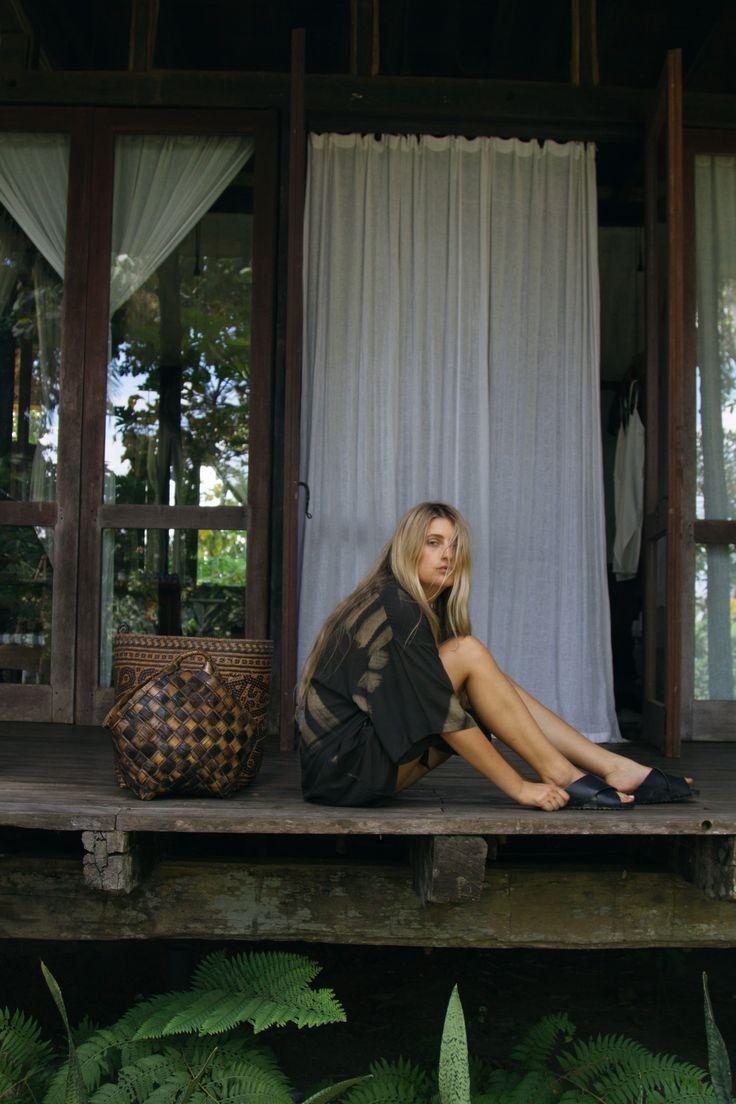 Celeste Tesoriero - 'Loungewear' Photographed at Bambu Indah, Bali, Indonesia Natascha Elisa shot by Yasmin Suteja
