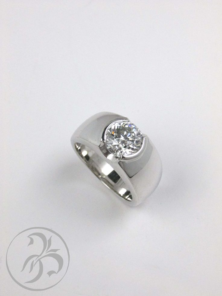 Best 25+ Wide band rings ideas on Pinterest | Sterling ...