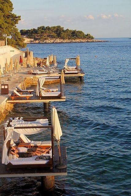 Hvar, Croatia #wanderlust #travel #adventure