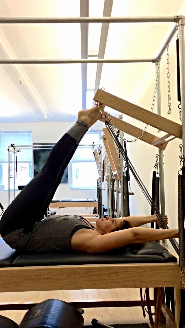Recap :: After 30 Pilates sessions :: Hilary Phelps :: Genuine Joy