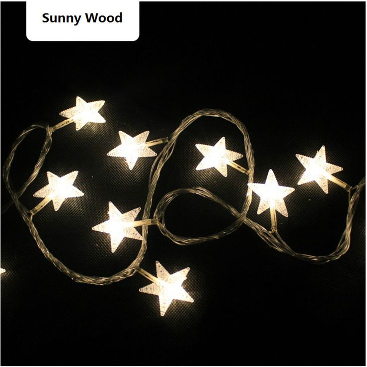Cheap LED String, Buy Directly from China Suppliers: 10M LED holiday lights ,starChristmas lights ,water proof sparking led string CL-002   Brand  Sunny W