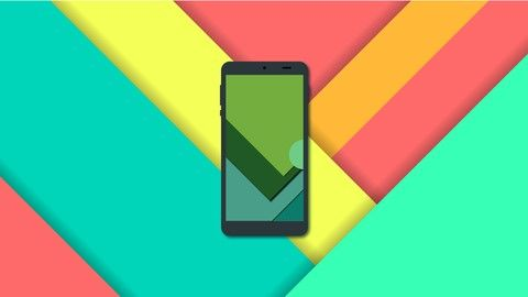 The Complete Android Material Design Course: Become a Pro