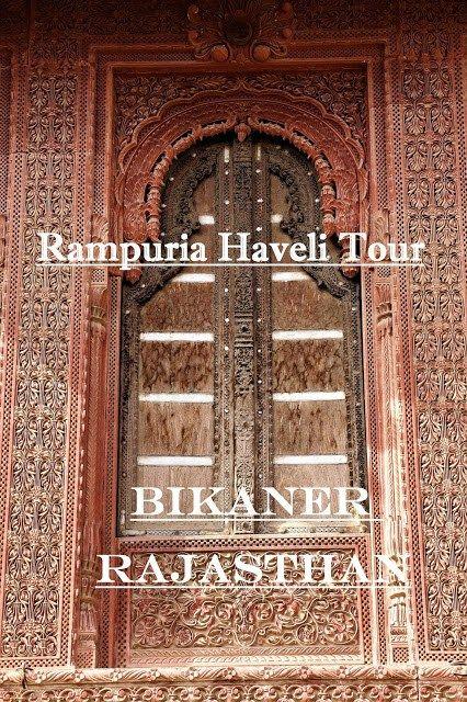 Rampuria Haveli Tour