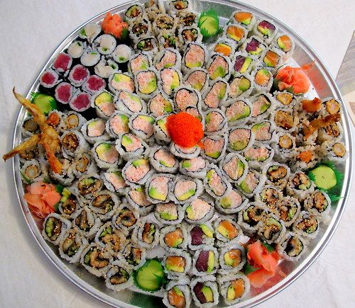 I think it's time we all come clean (sushi)