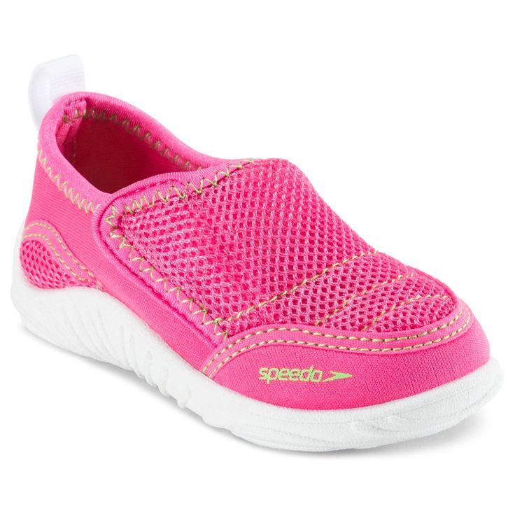 Speedo Toddler Surfwalkers - Pink (Extra Large), Toddler Unisex