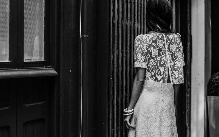 Laure de Sagazan dévoile sa nouvelle collection de robes de mariée 2016 11