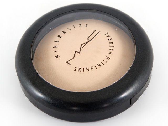 mac mineralize skinfinish natural for setting powder color: dark or dark tan
