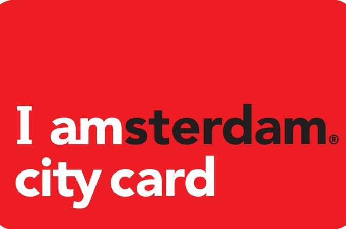I amsterdam Card - City Pass for Amsterdam - Lonely Planet