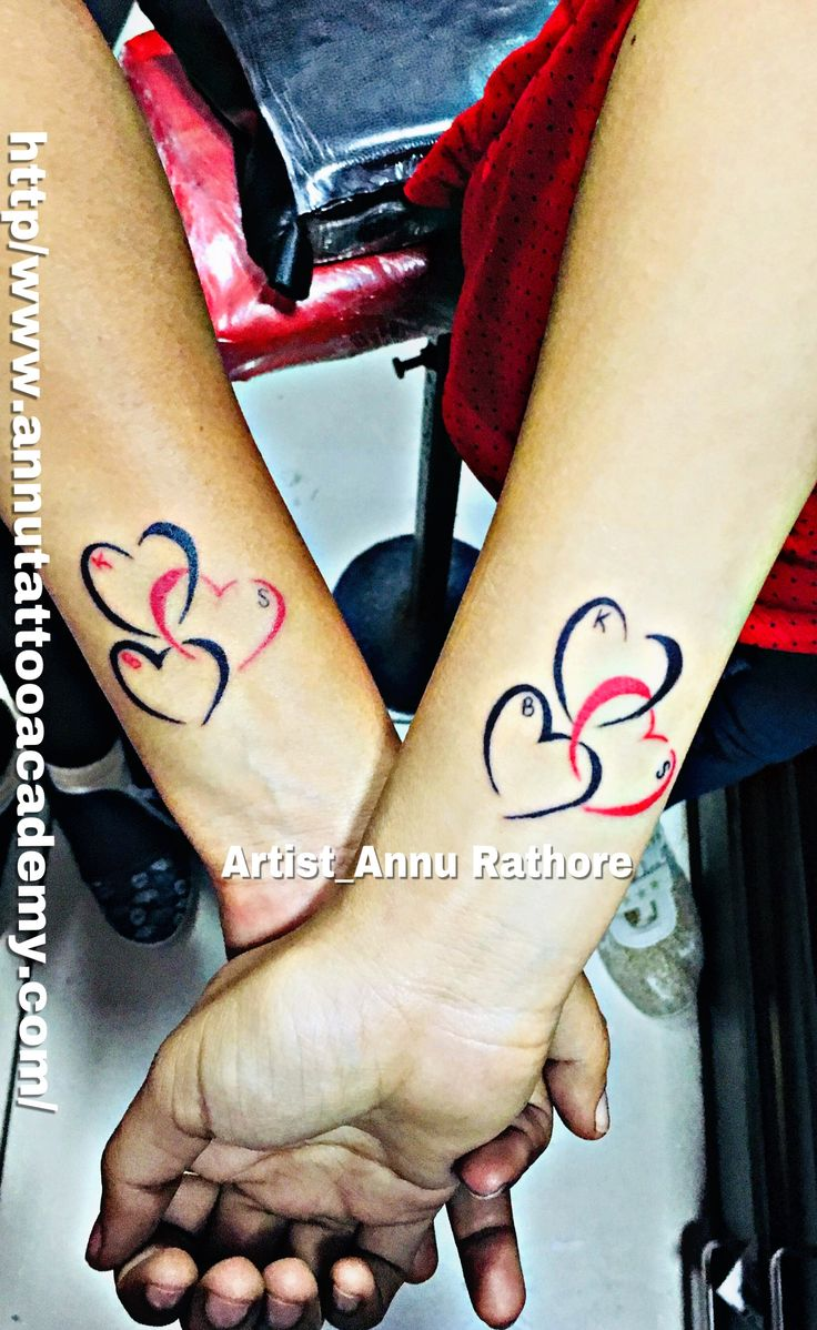 Mother & daughter love!!! #annurathore #annuart #annuwork #tattoo #hearttattoo #motherdaughter #alpabet #tattoo #besttattooartists #annu #wristtattoo At The Annu's Tattoo & Academy More info_8982418566