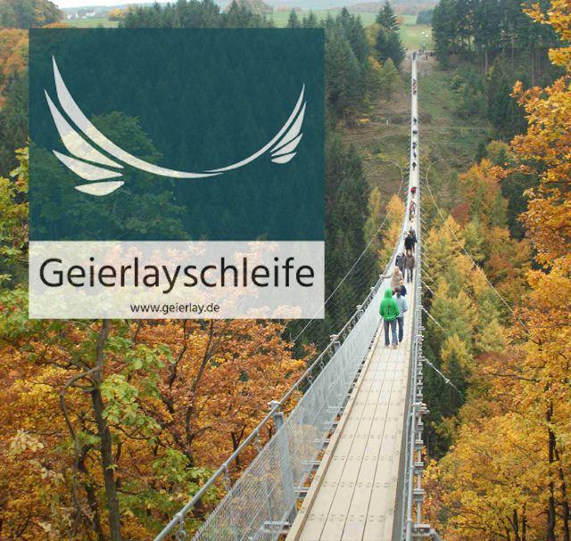 Wir freuen uns auf Ihren Besuch der Geierlay und heißen Sie herzlich in unserem Dorf willkommen!