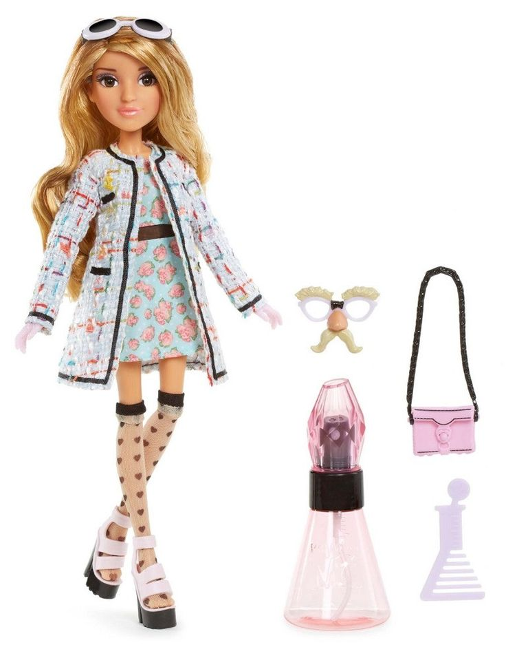 Project MC2 Adrienne's Perfume DIY Experiment Doll