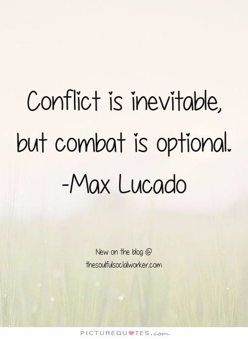 conflict resolution. normalize conflict in your relationships -- click to read the blog!