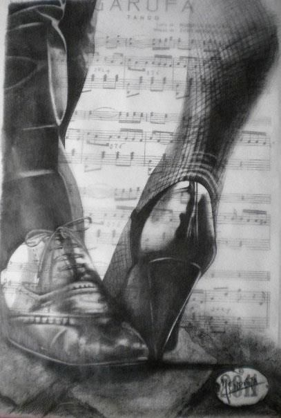 The romantic blends of music and movement brought into the world by the Tango...