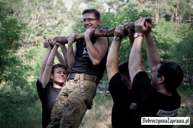 Darek - wspiera Fundację Jaśka Meli Poza Horyzonty / zajrzyj na www.dobroczynnazaprawa.pl