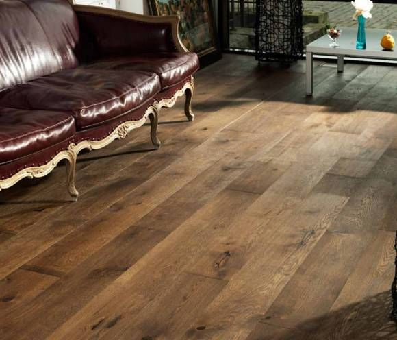 Engineered Hardwood Flooring In Kitchen