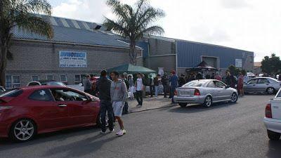 Car Junkies Cape Town: Car Junkies Cape Town Dyno Day