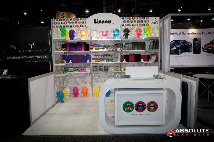 Exhibit Design Search - Trade Show Displays & Trade Show Booth | Absolute Exhibits