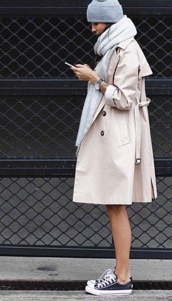 17 Best Ideas About Grey Beanie Outfit On Pinterest