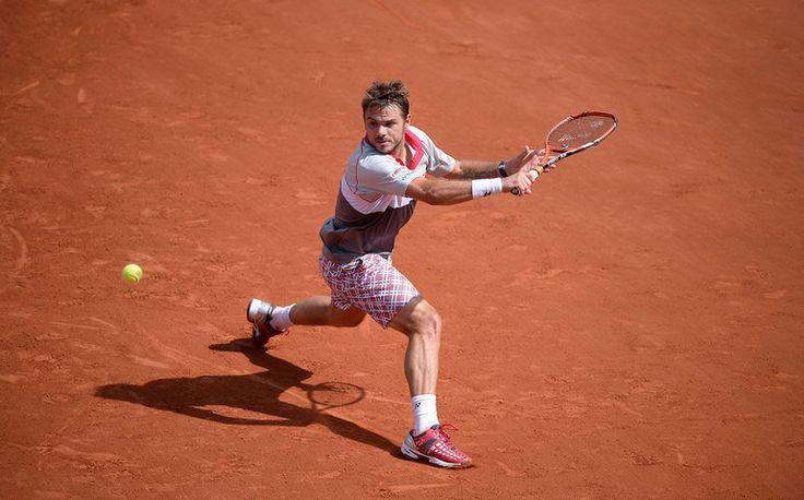 7.06.2015. Stanislas Wawrinka становится победителем Roland Garros - это неожиданность для всех!