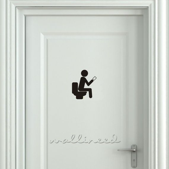 Bathroom Sign Size best 25+ funny toilet signs ideas only on pinterest | unisex
