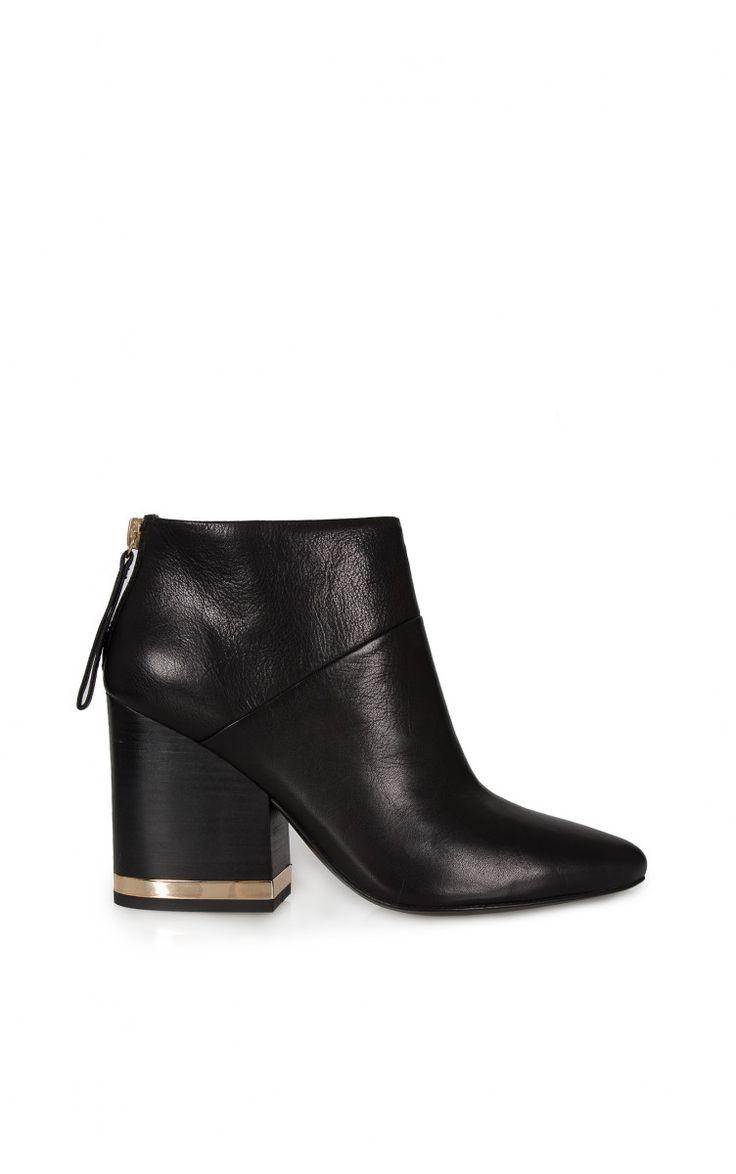 Boots Indy BLACK/GOLD - Ash - Designers - Raglady