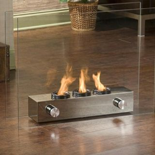 Emejing Portable Fireplaces Indoor Photos - Interior Design Ideas ...