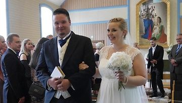 Maria (26) ja Anton (28), Vantaa.