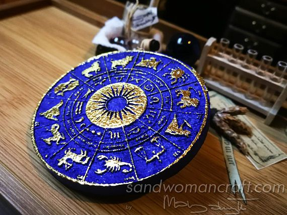 Dollhouse Miniatures-Fantasy-Magic-Miniature Zodiac