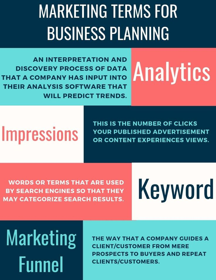 We would like to provide this extensive list of marketing