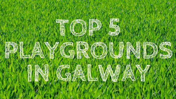 Top 5 Playgrounds in Galway