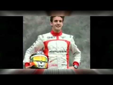 Jules Bianchi Ambulance   Jules Bianchi's Death