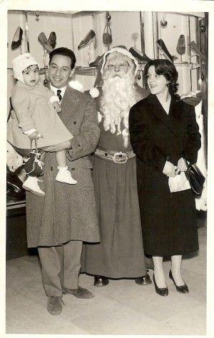 Natale vintage, cartoline dal passato inviate le vostre foto di famiglia