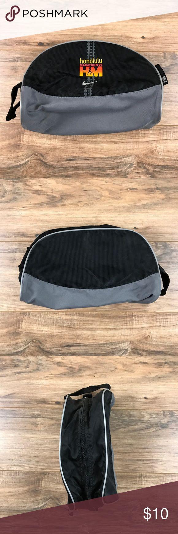 Nike Tote Bag Nike Honolulu Marathon 06 tote bag. Great condition. Like new. Nike Bags