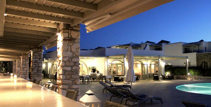 Pool Bar - Restaurant @ Saint Andrea Resort !!!