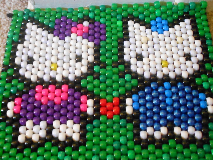 Part of a purse I'm going to be making. Just culdn't resist the Hello Kitty.