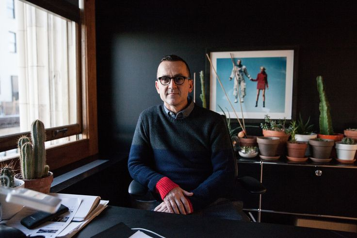Mr. Steven Kolb, CEO of the CFDA. Click through for an exclusive interview with Mr. Kolb about his own career and the CFDA's involvement with New York Fashion Week.