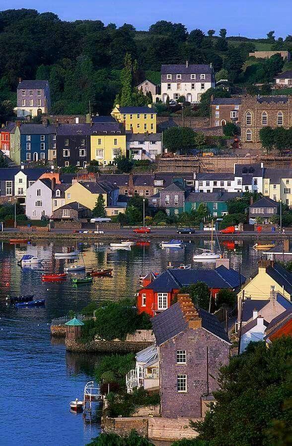 Kinsale. Co. Cork. Ireland