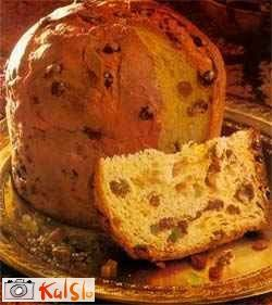Recept: Panettone - Kulinarika.net