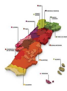 The Amazing White Wines of Portugal
