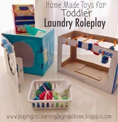 Laundry play