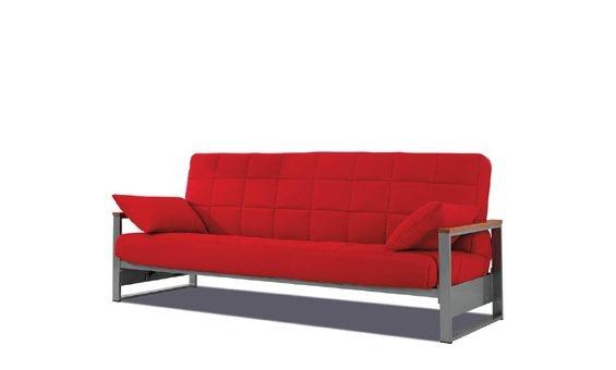 Sofa cama sofa de tres plazas sistema de apertura f cil for Sofa cama apertura clic clac