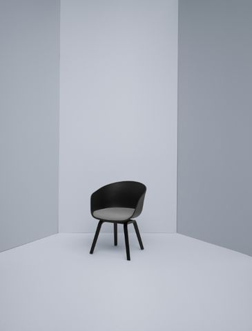 About A Chair AAC22 with Fixed cushion by Hay Denmark