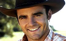 Dustin Clare (Riley Ward) - my favorite on McLeod's Daughters