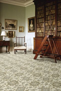 Home Office   Traditional   Spaces   New York   Worldwide Wholesale Floor  Coverings